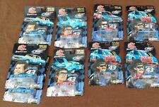 Lot of 9 #43 Richard Petty Diecast Race Cars - NIB