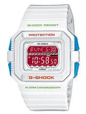 Casio G-Shock G-Lide GLS-5500P-7 Rare Digital White Mens Watch 200M WR GLS-5500
