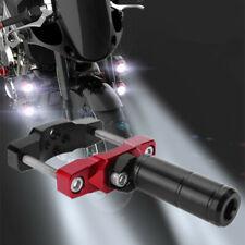 1Pc Motorcycle Aluminum Alloy Extension Bar Rod Light Bracket Branch Lamp Holder