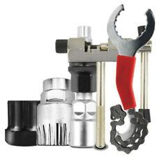 Bicicleta De Montaña De Montaña Bicicleta Crank Cadena Eje Extractor Tool Kit de reparación de eliminación
