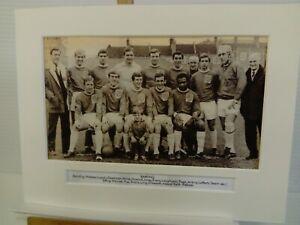 Amateur football team print BARKING F.C..