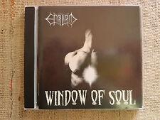 Engram - Window Of Soul - CD Metal Castel di Lama Ascoli Piceno
