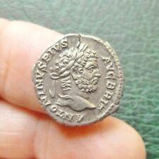 Caracalla - Denier - Rome  //  Revers : La Santé assise