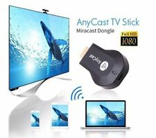 Anycast WiFi 1080P Display Receiver AV Dongle DLNA Airplay Miracast HDMI Dongel