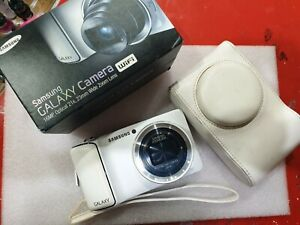Samsung Galaxy EK-GC100 16.3MP Digital Camera - White