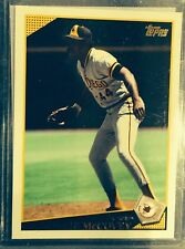 2009 Topps #UH250 Willie McCovey SP Legend Variation Padres