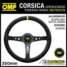 OD/2021/N volante omp corsica superleggero 350mm Aluminio Ligero!