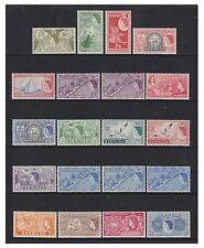 Pre-Decimal Single Bermuda Stamps