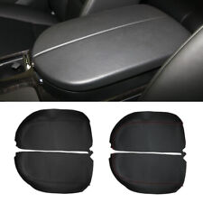 Fits Acura MDX 2007-2013 Center Console Lid Box Armrest Leather Cover Synthetic