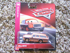 DISNEYPIXAR CARS 3 BILL REVS THE COTTER PIN SERIES
