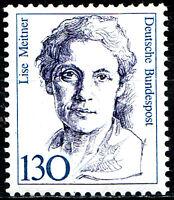1366 postfrisch BRD Bund Deutschland Briefmarke Jahrgang 1988