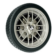 Holden - Tyre Wall Clock - LED lights Up