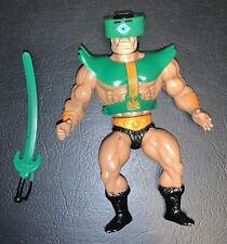 "Vintage 1983 He-Man Masters of the Universe ""Tri-Klops"" Action Figure (MOTU)"