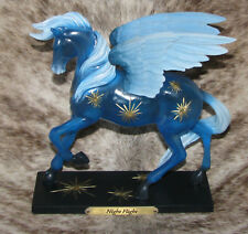 TRAIL OF PAINTED PONIES Night Flight 1E/2053~Translucent Winged Mythical Horse~