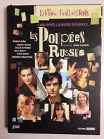 2 DVD ED. COLLECTOR LES POUPEES RUSSES DE KLAPISCH / DURIS TAUTOU DE FRANCE