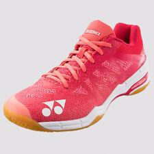 2018-19 Yonex Power Cushion AERUS 3R Badminton Shoes SHBA3R Rose Red, Unisex
