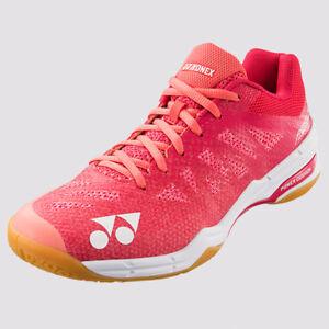 Yonex Power Cushion AERUS 3R Badminton Shoes SHBA3R Rose Red, Unisex