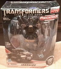 HASBRO 2011 Transformers DOTM Dark Of The Moon AUTOBOT IRONHIDE Leader Class NEW