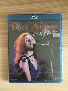 Tori Amos _ Live in Montreaux 1991 / 1992 _ BluRay _ SIGILLATO SEALED RARE