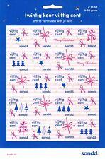 Sandd Compl. December Sheet  2018 MNH  Christmas