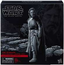 LUKE SKYWALKER JEDI MASTER ON AHCH-TO ISLAND BLACK SERIES STAR WARS *BRAND NEW*