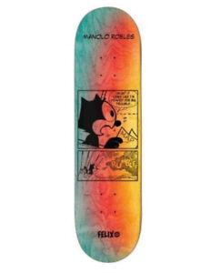 "Darkstar Skateboards Manolo Robles Felix Future R7 Skateboard Deck - 8.00"" inch"