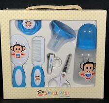 Small Paul By Paul Frank Infant Care and Grooming Kit Bpa Free Blue Monkey New