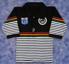 ARL / NSWRL PENRITH PANTHERS 1991 Kids JERSEY 70cm - NEW with s/tag