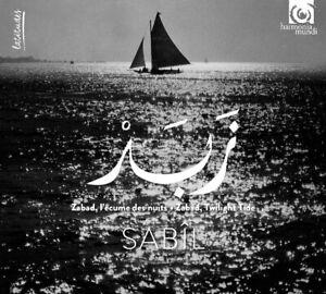Sabil Zabad , L'Écume Des Nuits Twilight Tide (2017) 9-track CD Neuf/Scellé