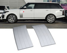 Silver Side Fender Air Vent Outlet Grill Fit Range Rover Full Size L405 13-20