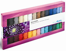 Thread Set ~ METTLER SILK FINISH 28 SPOOL THREAD GIFT SET ~ by Mettler