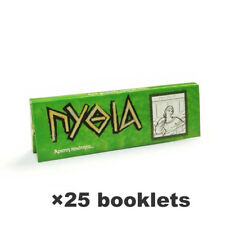 ny*ela Hemp Rolling Papers 70*36mm 25 Booklets=1250 leaves smoking