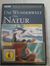 Die Wunderwelt Der Natur -Jäger und gejagte DVD