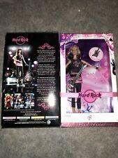 Barbie Pink Label Hard Rock Cafe doll NIB