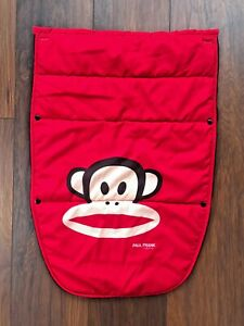 Paul Frank Bugaboo Footmuff Front Half Only
