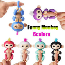 Intelligent Electronic Interactive Fingers Smart Baby Monkey Pet Kid Robot Toys