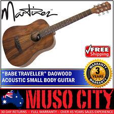 Martinez MZ-BT1D-NST Travel Acoustic Guitar