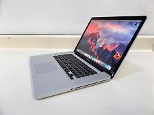 "Apple MacBook Pro OSX 2016 15"" LED Intel Core i7 2.3GHz 4GB 500GB NVIDIA Webcam"