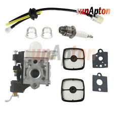 Carburetor For Echo PB-251 PB-265L PB-265LN Zama RB-K85 Power Blowers Fuel Line