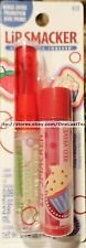 LIP SMACKER*2pc #020 STRAWBERRY+RED VELVET Balm+Liquid Gloss Set/Lot DYNAMIC DUO