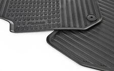 Rubber foot mats for FABIA 5J 5J1061550