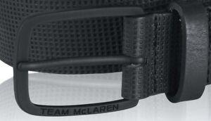 BELT Team McLaren Formula One 1 F1 NEW! Premium Official Merchandise Black