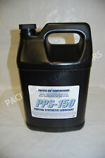 6 PACK OF ONE GALLON # 3FMX8 PARTIAL SYNTHETIC RECIPROCATING COMPRESSOR OIL