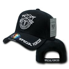 "United States US Army Special Forces Arrow ""De Oppresso Liber"" Baseball Cap Hat"