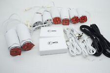 (8) New Mti Round Freedom Micro 165-00015 Top Mount Device Holder w/ Power Hub