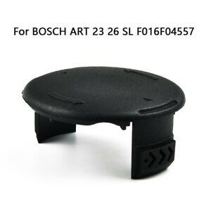 1*Trimmer Spool Cover Fits BOSCH-ART 23 26 SL &Strimmer Line Cap Base F016F04557
