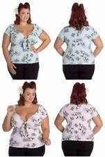 4d9fae8ce3f Velvet Tops   Shirts Plus Size for Women
