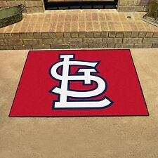 "St. Louis Cardinals 34"" x 43"" All Star Area Rug Floor Mat"