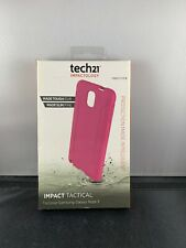 New! Tech21 Impact Tactical Slim Samsung Galaxy Note 3 Case Tough Impactology