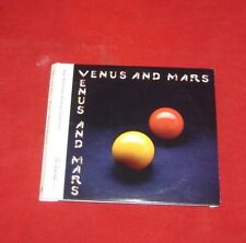 PAUL McCARTNEY VENUS AND MARS  ADVANCE PROMO 2 CD / 1 DVD SET  FREE SHIPPING